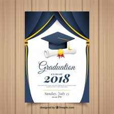 Free Template For Graduation Invitation Graduation Vectors Photos And Psd Files Free Download