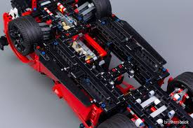 The new technic model consists of 1,677 pieces , is almost half a meter in length, retails for s$279.90 and is available for purchase now since the start of this month from all the usual retailers like lego's lazmall store , shopee and toysrus. Lego Technic 42125 Ferrari 488 Gte Af Corse 51 Review The Brothers Brick The Brothers Brick