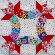 Friendship Knot Block by Martha of Q is for Quilter based on a ... & Friendship Knot Block by Martha of Q is for Quilter based on a pattern in  the Adamdwight.com