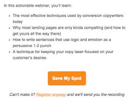 Text Invitations How To Create Webinar Invitations That Drive Registrations Customer Io