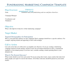 Fundraiser Tracking Spreadsheet Your Next School Fundraiser Campaign Planning Template And Metrics