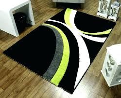 ideas black and green rug or black and green rug green modern rug modern rug black
