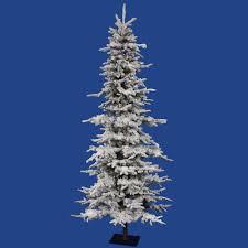 Flocked Christmas Tree Creative Flocked Pencil Christmas Tree Winning Brockhurststudcom