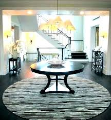 entry foyer table ideas round entryway tables full image for rou