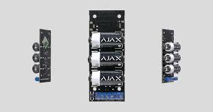 Transmitter — <b>Модуль интеграции</b> сторонних датчиков в систему ...