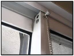 security locks for sliding glass doors