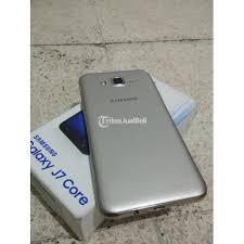 Beli samsung galaxy j7 core 2017. Handphone Samsung Galaxy J7 Core Bekas Hp 4g Lte Ram 2gb Lengkap Like New Garansi Murah Di Yogyakarta Tribunjualbeli Com