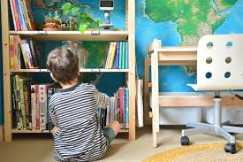 ideas for creating a home reference library how we montessori