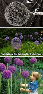 Garden Design Spray Paint Cool Diy Garden Globes Make Your Garden More Interesting