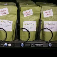 Kratom Vending Machine Custom FDA Issues Strong Warning Against Herbal Supplement Kratom