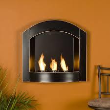 portable indoor gas fireplace design ideas