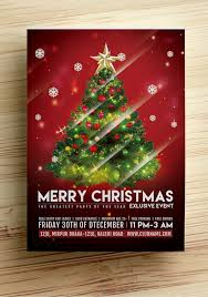 Free Christmas Flyer Templates Download 25 Best Free Christmas Flyer Templates Dzineflip