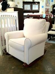 reclining rocking chair for nursery glider recliner with ottoman for nursery thenurseries reclining rocking chair nursery