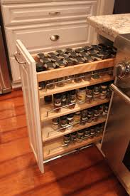 Kitchen Cabinet Drawer Slides Wallpaper Gallery Pull Out Spice Racks  Kitchen Cabinets Part Rack Cabinet Home