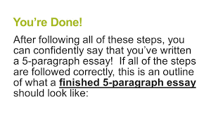 paragraph essay structure brought to you by powerpointpros com 31 you re