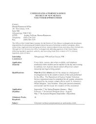 Volunteer Resume Sample Essayscope Com