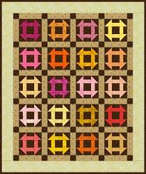 Browse My Collection of Free Quilt Patterns & Monkey Wrench Baby Quilt Pattern Adamdwight.com