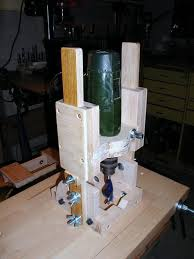 ryszard s homemade drill guide