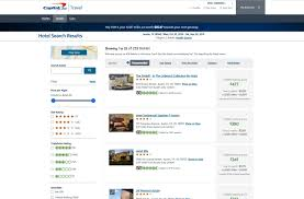 capital one travel portal guide