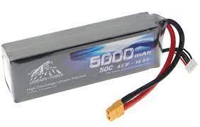 4s 5000mah 50C Lipo Batarya 14.8V Pil , 4S 14.8V Li-po Pil Ürünleri ,  693,84 TL , Satın Al