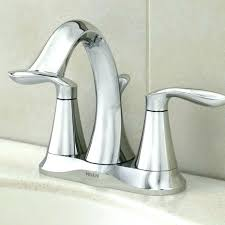 how to replace moen bathroom faucet cartridge handle of a bathroom faucet replace moen single handle