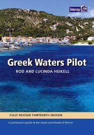 Yachtsman Chart Book Books Pilots Nautical Charts And Maps On Turkey And Greece