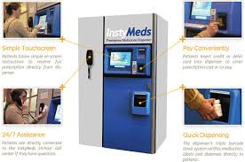 Drug Dispensing Vending Machine Cool Increase Prescription Fill Rates Physician Dispensing Overview