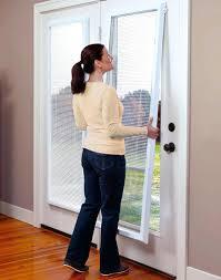 laudable patio door mini blinds window blinds back door window blinds new with mini patio