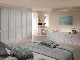 Fitted Bedroom In Verona Palace Grey