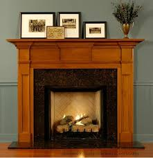 Wood Fireplace Mantels for Fireplaces | Surrounds | Design The Space