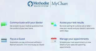 Methodist Health System My Chart Mychart Methodisthealthsystem Org Methodist Health System