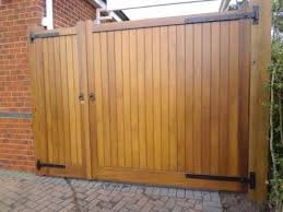 Small Picture The 25 best Drive gates ideas on Pinterest Wooden garden gate