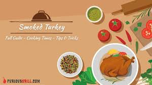 How Long To Smoke A Turkey Detailed Smoking Times And