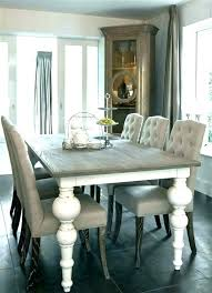 G Rustic Chic Dining Room Ideas Modern  Sets