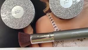 pur cosmetics 10th anniversary pressed powder ltd edition pacts chisel brush neversaybeauty
