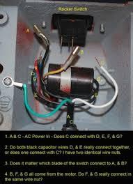 rewiring a bench grinder