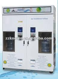 Window Water Vending Machine Simple Hot Selling Reverse Osmosis System Water Vending Machinewater