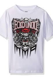 Shop Ecko Unltd Boys Classic Short Sleeve T Shirt White