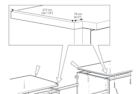 Kitchen Cabinet Installation Guide One Project At A Time Diy Blog Installing An Ikea Domsjo Sink