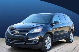 Used 2016 Chevrolet Traverse for Sale in Dallas, TX | Edmunds