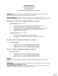 How To Prepare My Resume For A Job Examples Of Resumes For A Job Samples Jobs Example Food Prep 87