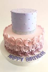 Womens Birthday Cakes Nancys Cake Designs