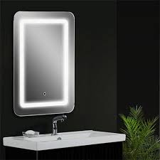 Bathroom Ceiling Mirror and Down Lights