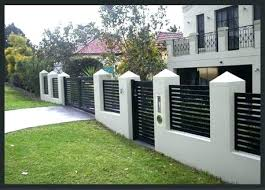 metal fence designs.  Fence Metal Fence Designs Modern Steel  Fences And Gates Corrugated   In Metal Fence Designs A