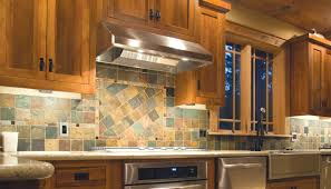 backsplash lighting. led under cabinet lighting dimmable brick tiled backsplash for modern kitchen design with maple