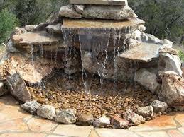 pond kit streamlet gallon mesmerizing backyard waterfalls kits images to inspire you best