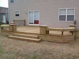 backyard deck design ideas. The Complete Guide About Multi Level Decks With 27 Design Ideas | Cedar Deck, Western Red And Backyard Deck O