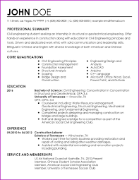 Electrical Engineering Intern Resume Free For You Unique Transform