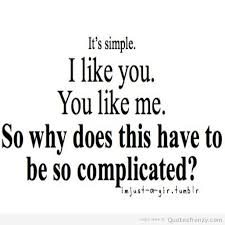 Love Is Complicated Quotes Custom Complicated Love Quotes Hd