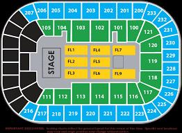 Bon Secours Wellness Arena Seating Chart Seating Chart